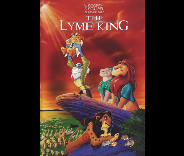 Lyme King poster
